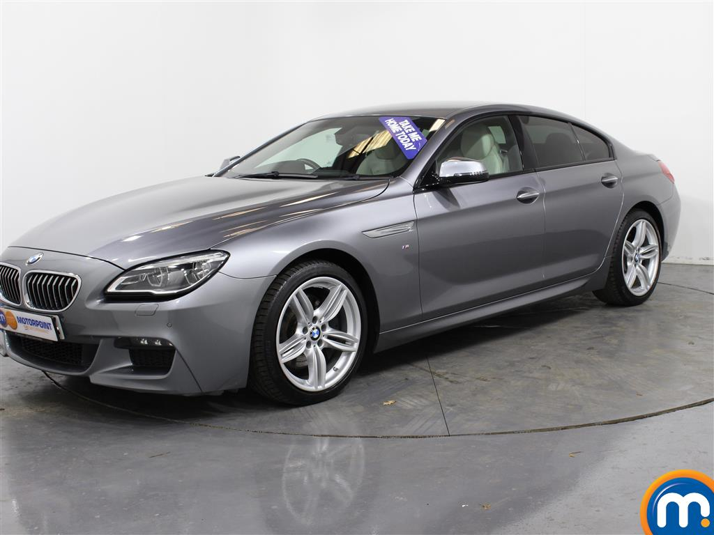 BMW 6 Series M Sport - Stock Number (986499) - Passenger side front corner