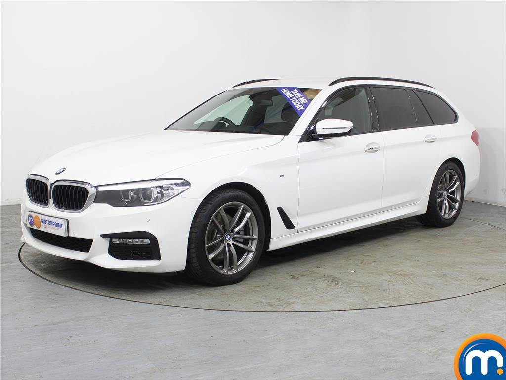 BMW 5 Series M Sport - Stock Number (977005) - Passenger side front corner