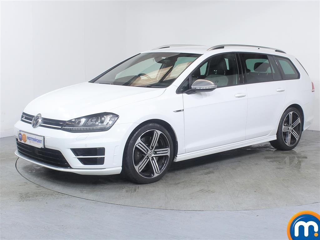 Volkswagen Golf R - Stock Number (985184) - Passenger side front corner