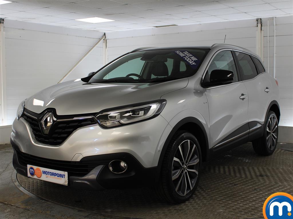 Renault Kadjar Signature S Nav - Stock Number (989439) - Passenger side front corner