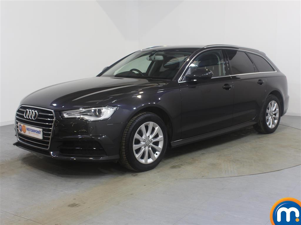 Audi A6 SE Executive - Stock Number (985545) - Passenger side front corner