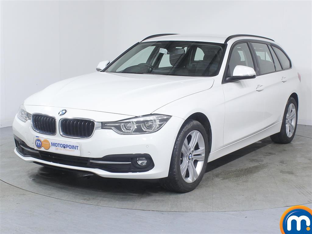 BMW 3 Series Sport - Stock Number (985983) - Passenger side front corner
