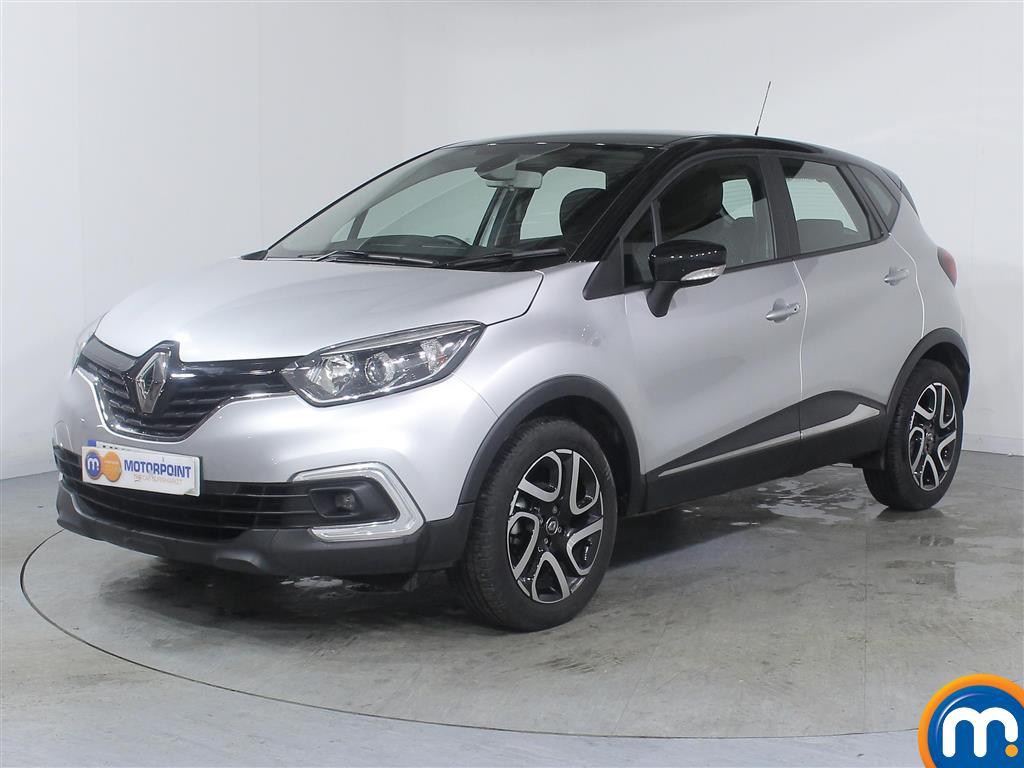 Renault Captur Dynamique Nav - Stock Number (990306) - Passenger side front corner