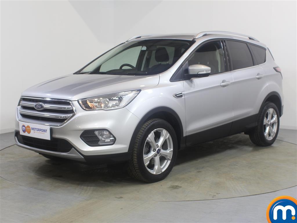 Ford Kuga Zetec - Stock Number (987275) - Passenger side front corner