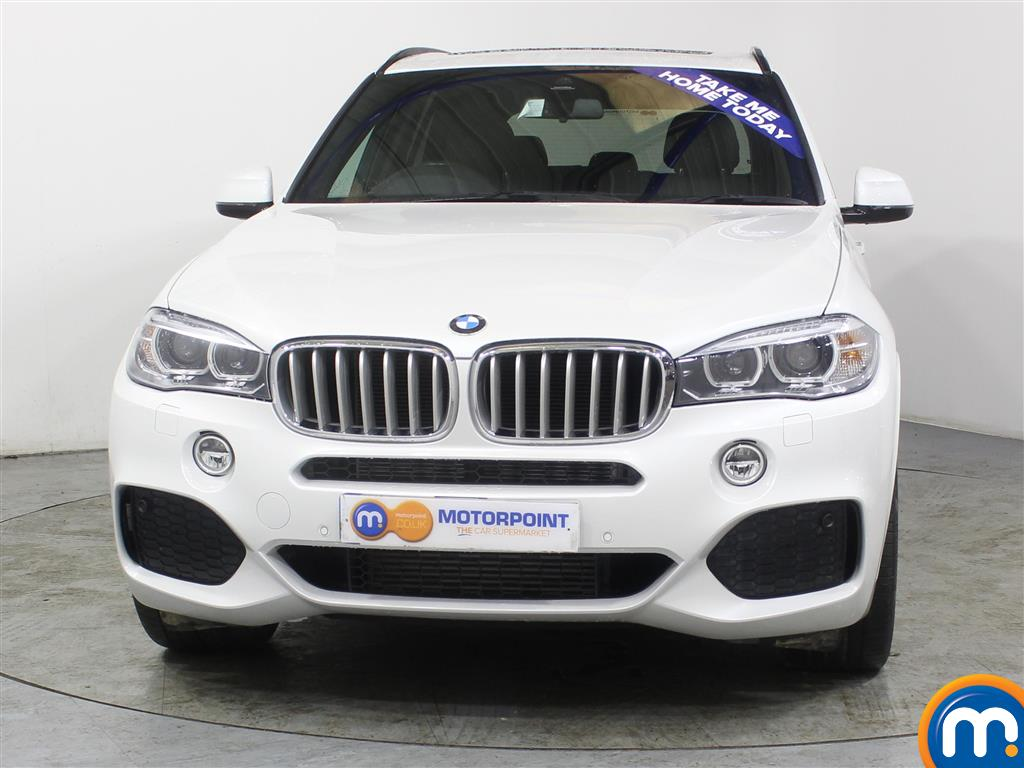BMW X5 M Sport Automatic Diesel 4X4 - Stock Number (979179) - Front bumper