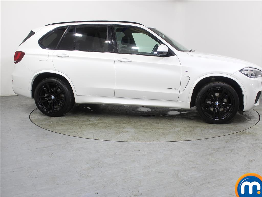 BMW X5 M Sport Automatic Diesel 4X4 - Stock Number (979179) - Drivers side