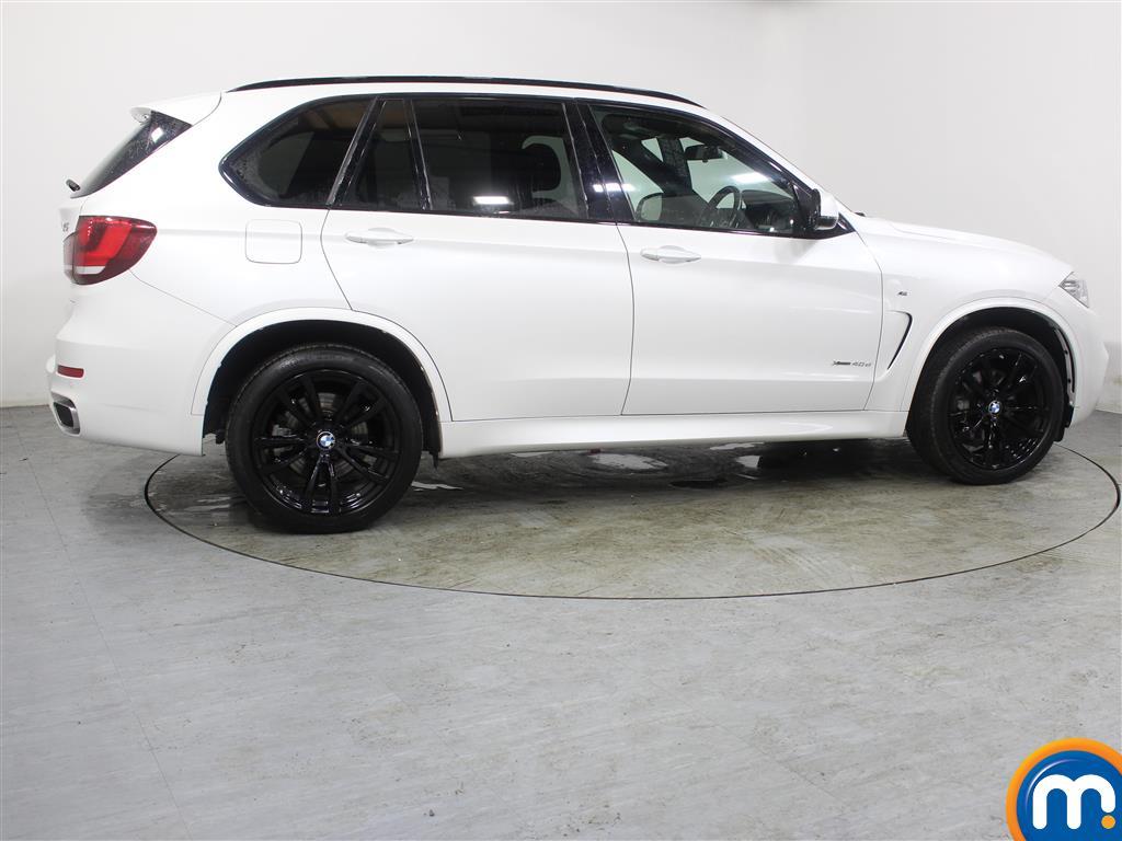 BMW X5 M Sport Automatic Diesel 4X4 - Stock Number (979179) - Drivers side rear corner