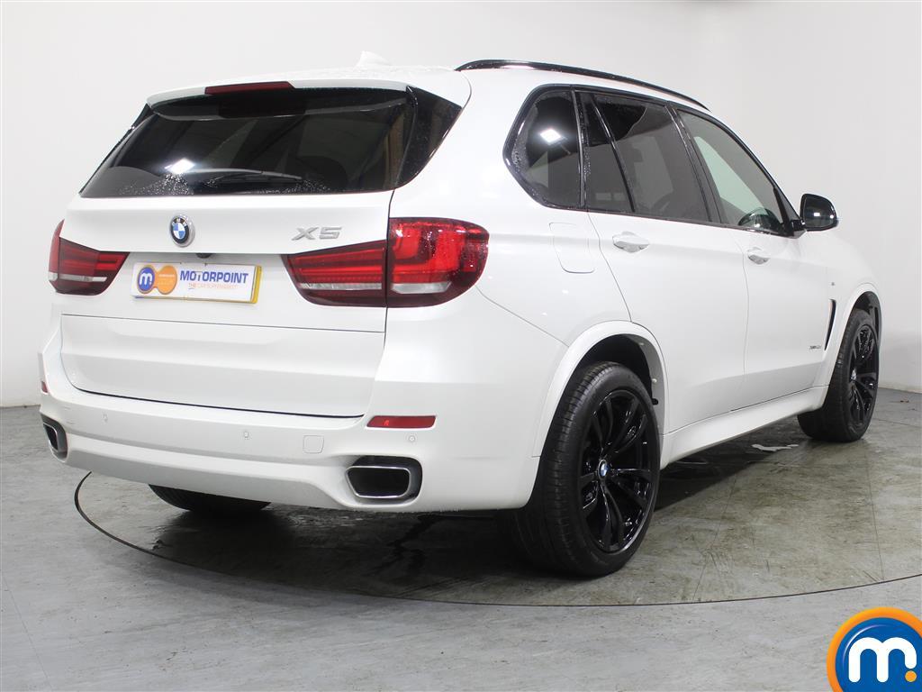 BMW X5 M Sport Automatic Diesel 4X4 - Stock Number (979179) - Rear bumper