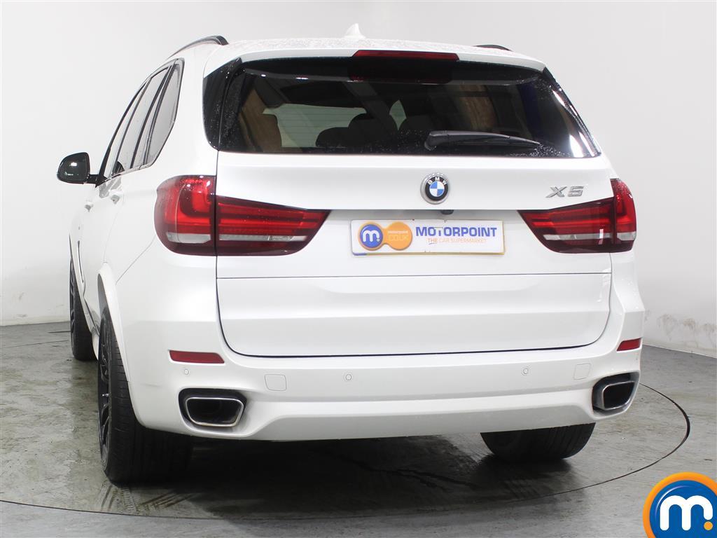 BMW X5 M Sport Automatic Diesel 4X4 - Stock Number (979179) - Passenger side rear corner