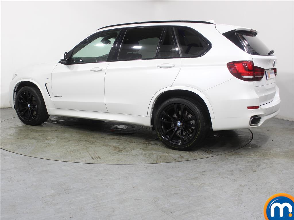 BMW X5 M Sport Automatic Diesel 4X4 - Stock Number (979179) - Passenger side