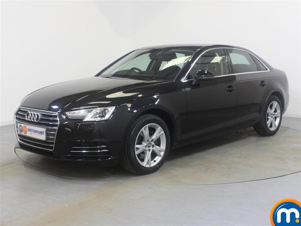 Audi A4 Sport - Stock Number (987547) - Passenger side front corner