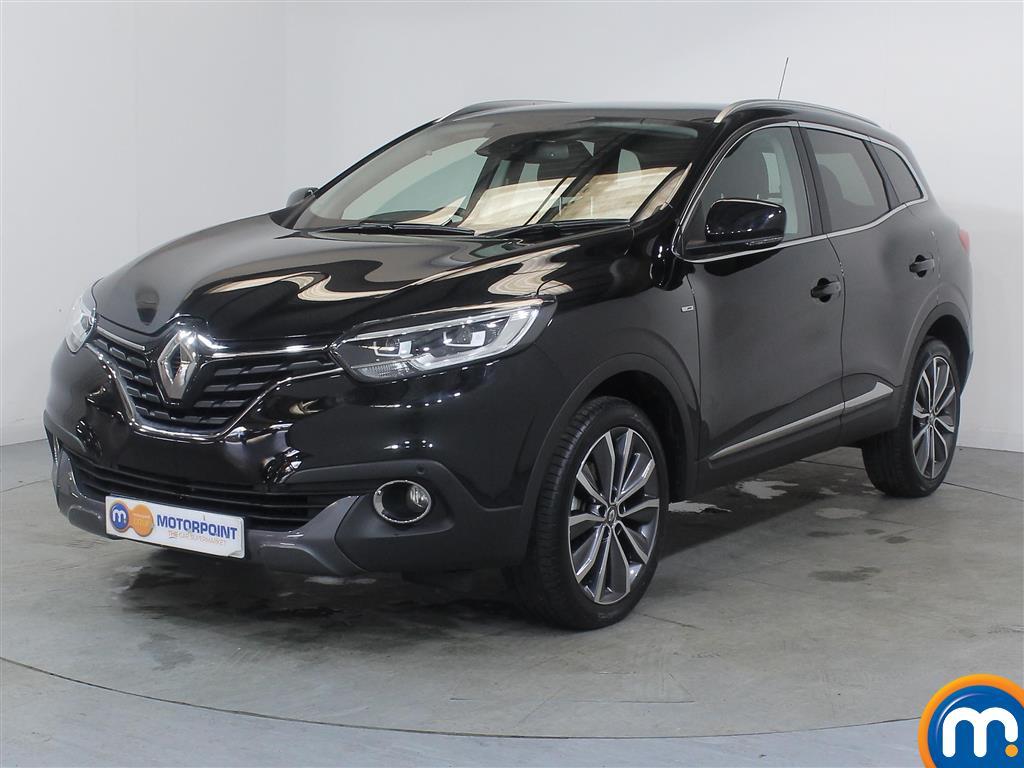 Renault Kadjar Signature Nav - Stock Number (984544) - Passenger side front corner