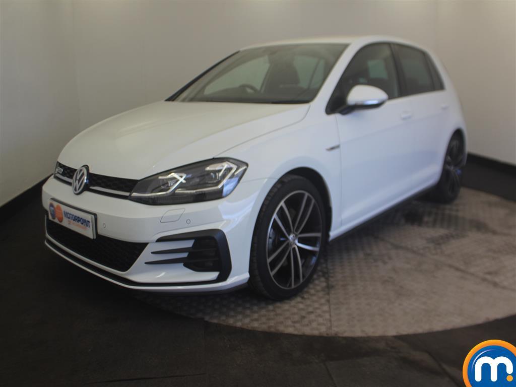 Volkswagen Golf GTD - Stock Number (989575) - Passenger side front corner