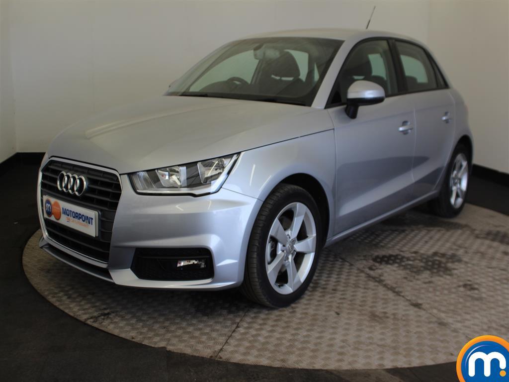 Audi A1 Sport - Stock Number (990223) - Passenger side front corner