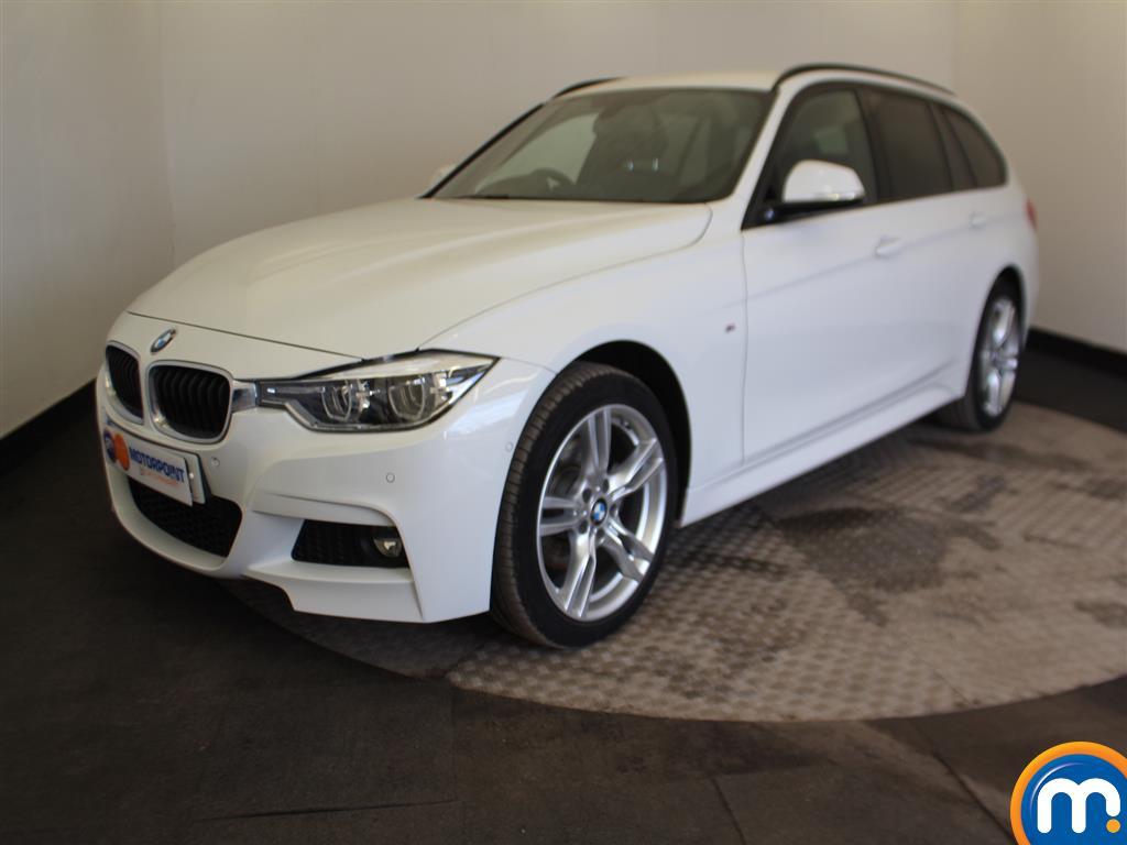 BMW 3 Series M Sport - Stock Number (991141) - Passenger side front corner