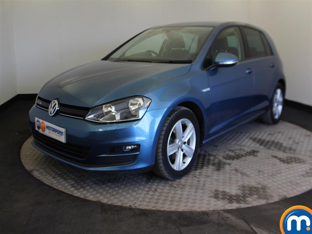 Volkswagen Golf Match Edition - Stock Number (981373) - Passenger side front corner