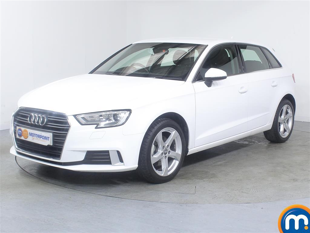 Audi A3 Sport - Stock Number (983746) - Passenger side front corner