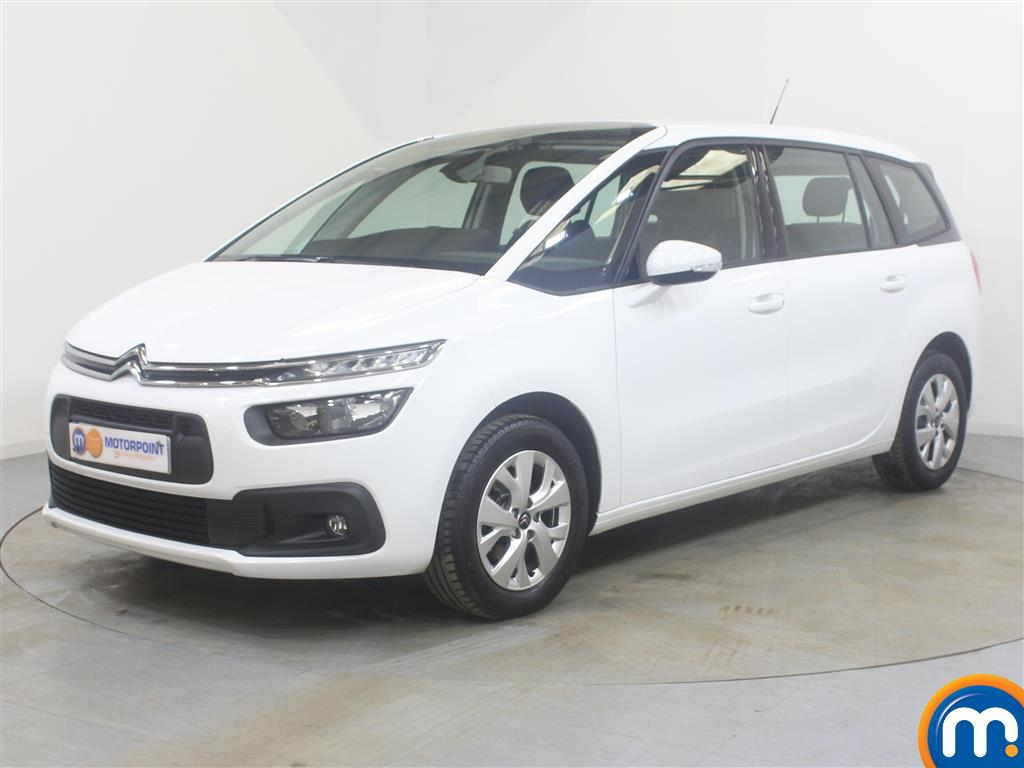 Citroen Grand C4 Picasso Touch Edition - Stock Number (975483) - Passenger side front corner
