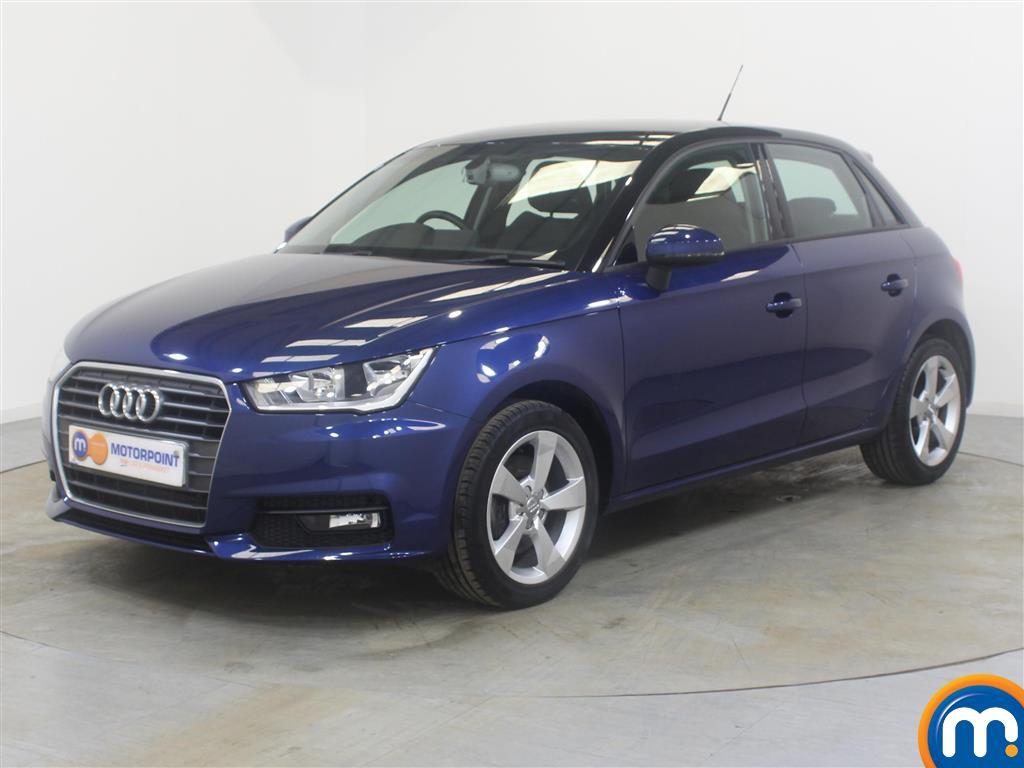 Audi A1 Sport - Stock Number (985084) - Passenger side front corner