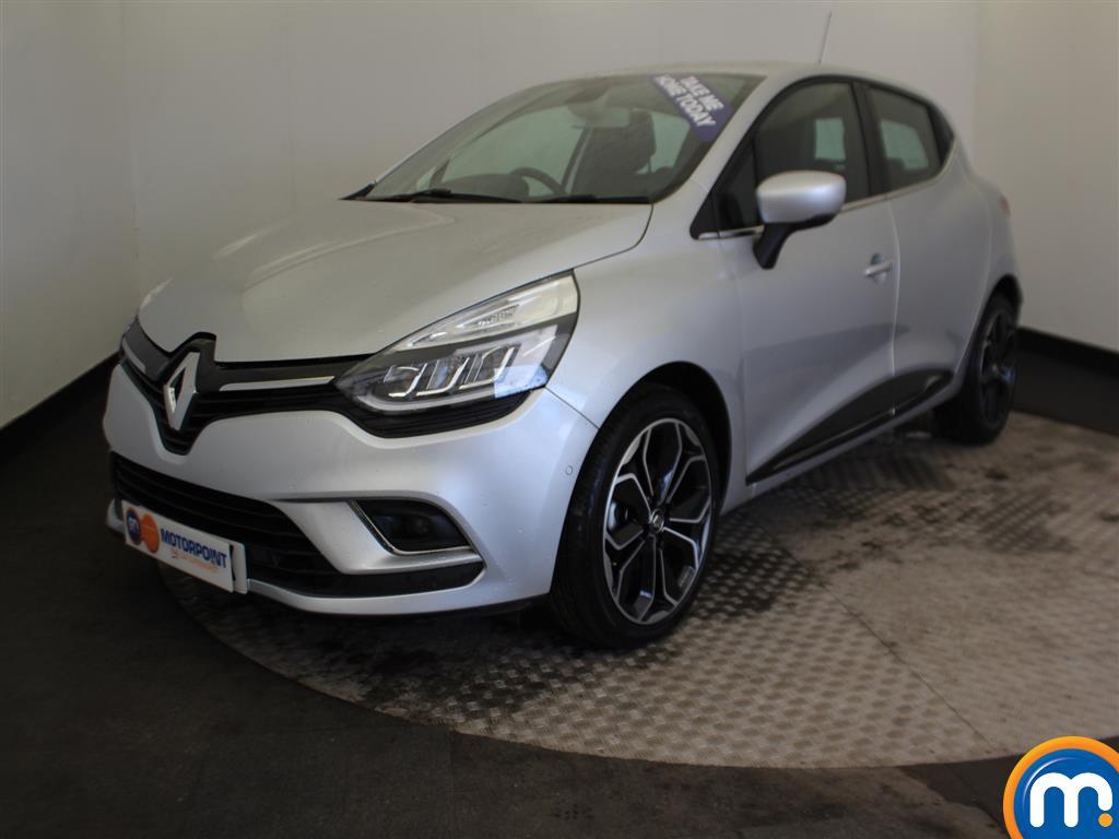 Renault Clio Signature Nav - Stock Number (983455) - Passenger side front corner