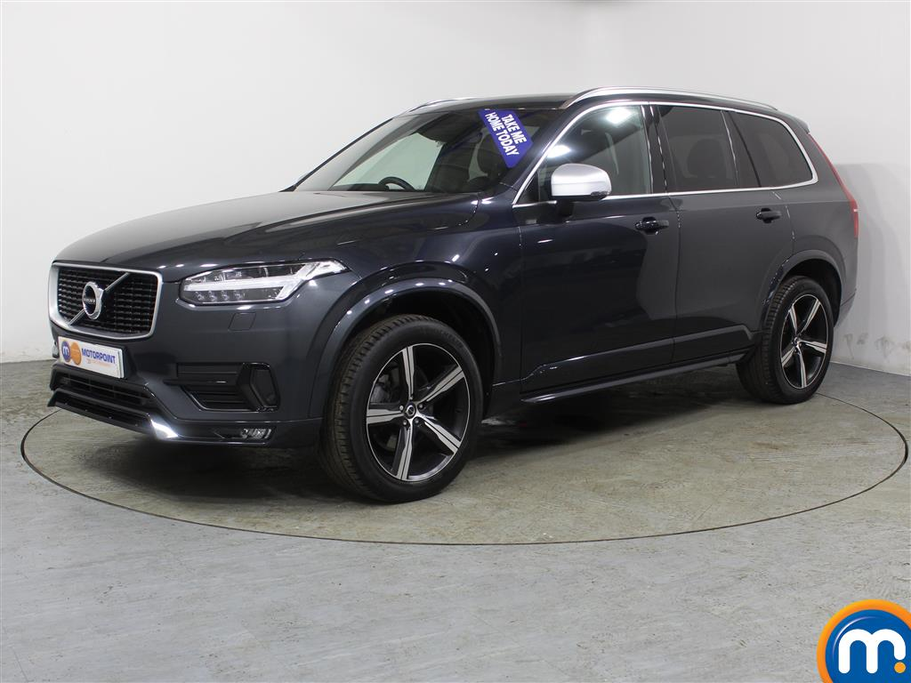 Volvo Xc90 R DESIGN - Stock Number (970752) - Passenger side front corner
