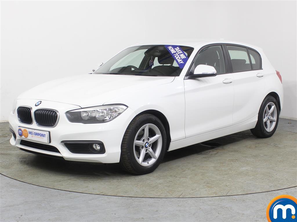 BMW 1 Series EfficientDynamics Plus - Stock Number (988593) - Passenger side front corner