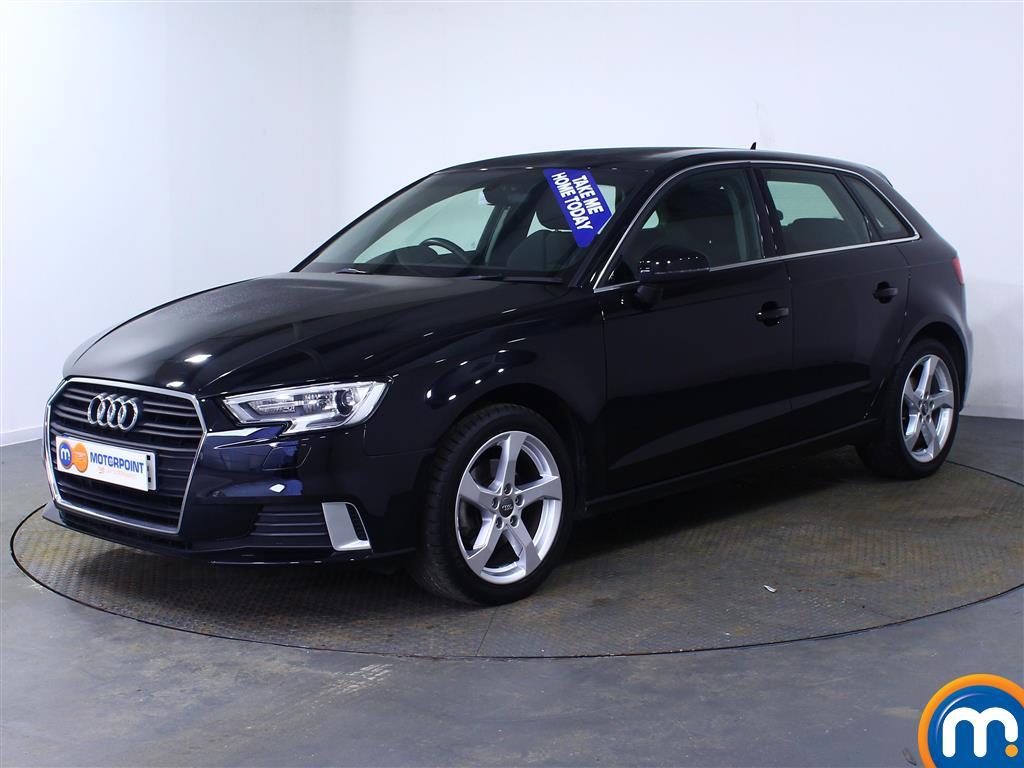 Audi A3 Sport - Stock Number (989620) - Passenger side front corner