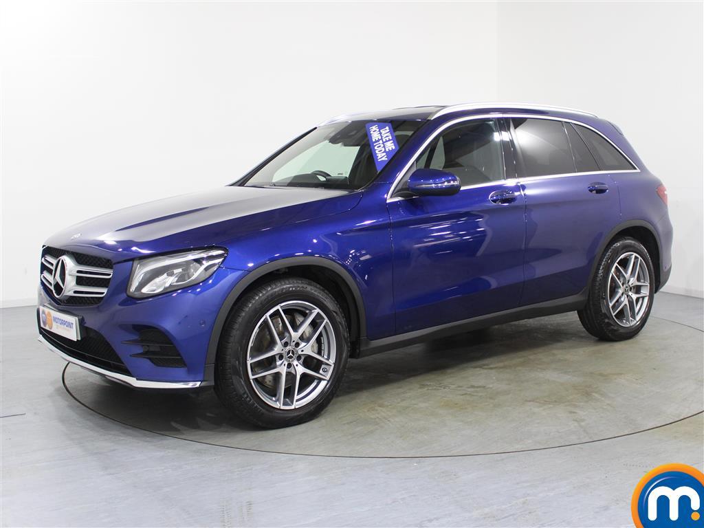 Mercedes-Benz Glc Diesel Estate