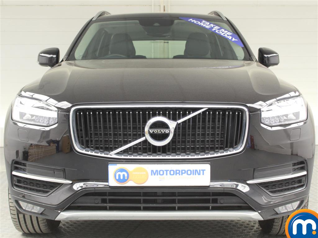 Volvo Xc90 Momentum Automatic Diesel 4X4 - Stock Number (988650) - Front bumper