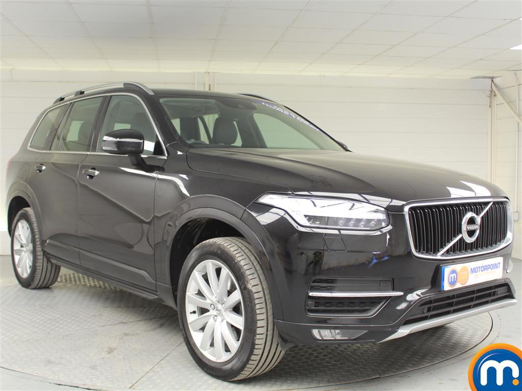 Volvo Xc90 Momentum Automatic Diesel 4X4 - Stock Number (988650) - Drivers side front corner