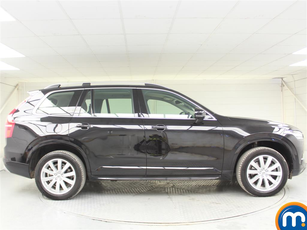 Volvo Xc90 Momentum Automatic Diesel 4X4 - Stock Number (988650) - Drivers side