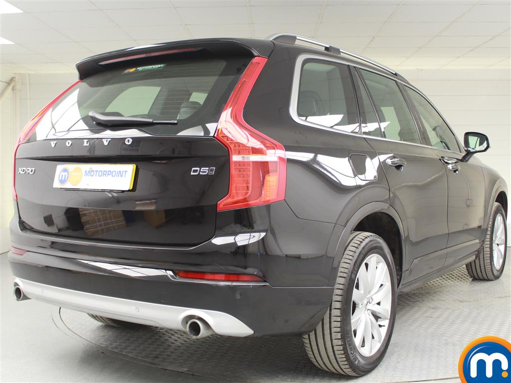Volvo Xc90 Momentum Automatic Diesel 4X4 - Stock Number (988650) - Drivers side rear corner