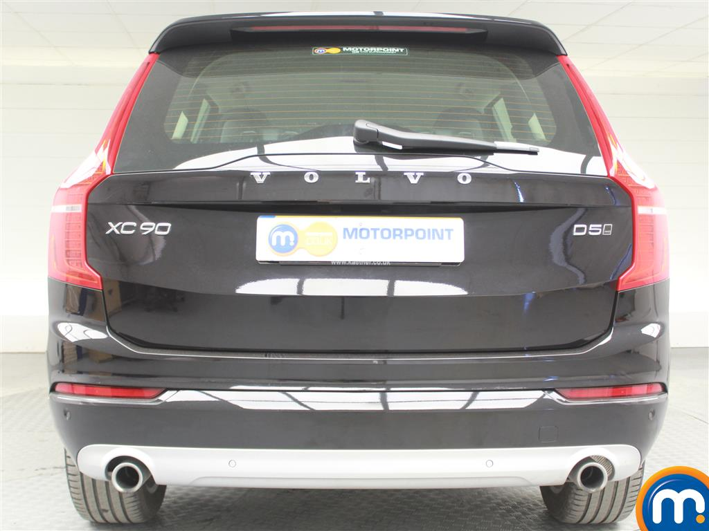 Volvo Xc90 Momentum Automatic Diesel 4X4 - Stock Number (988650) - Rear bumper