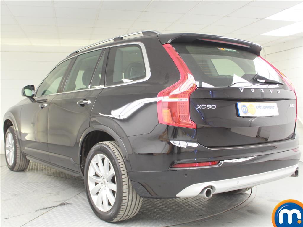 Volvo Xc90 Momentum Automatic Diesel 4X4 - Stock Number (988650) - Passenger side rear corner