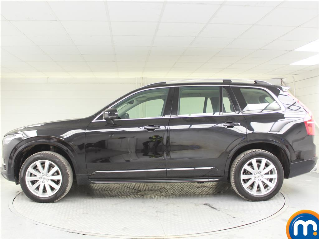 Volvo Xc90 Momentum Automatic Diesel 4X4 - Stock Number (988650) - Passenger side
