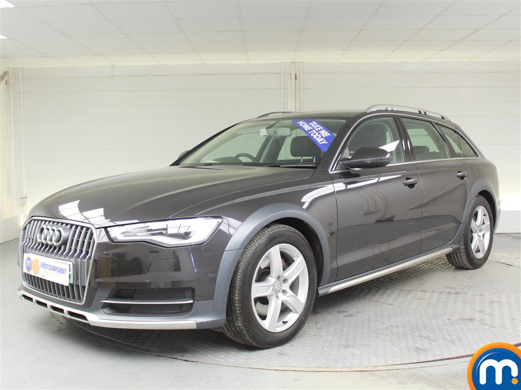 Audi A6 Allroad 3.0 TDI 272 Quattro 5dr S Tronic - Stock Number (988105) - Passenger side front corner