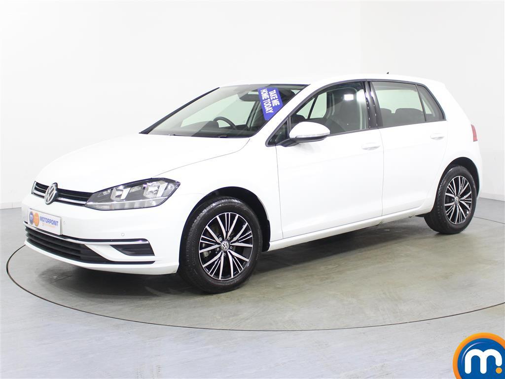 Volkswagen Golf SE - Stock Number (983727) - Passenger side front corner