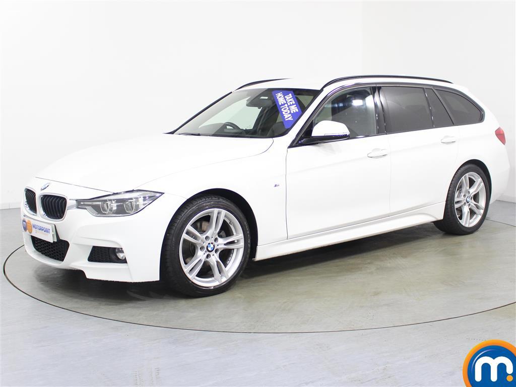 BMW 3 Series M Sport - Stock Number (981267) - Passenger side front corner