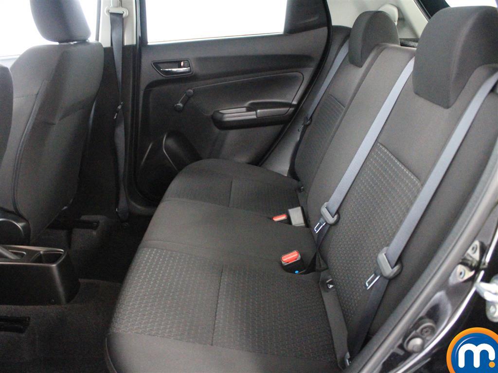 Suzuki Swift Sz-T Manual Petrol Hatchback - Stock Number (985495) - 2nd supplementary image