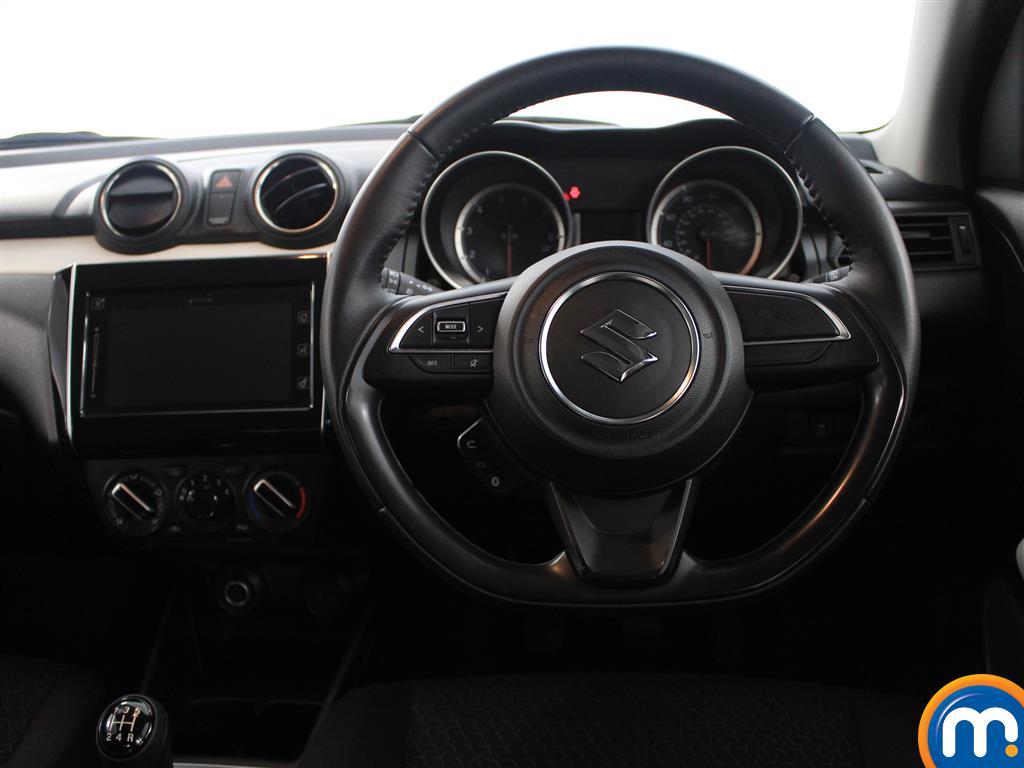 Suzuki Swift Sz-T Manual Petrol Hatchback - Stock Number (985495) - 3rd supplementary image