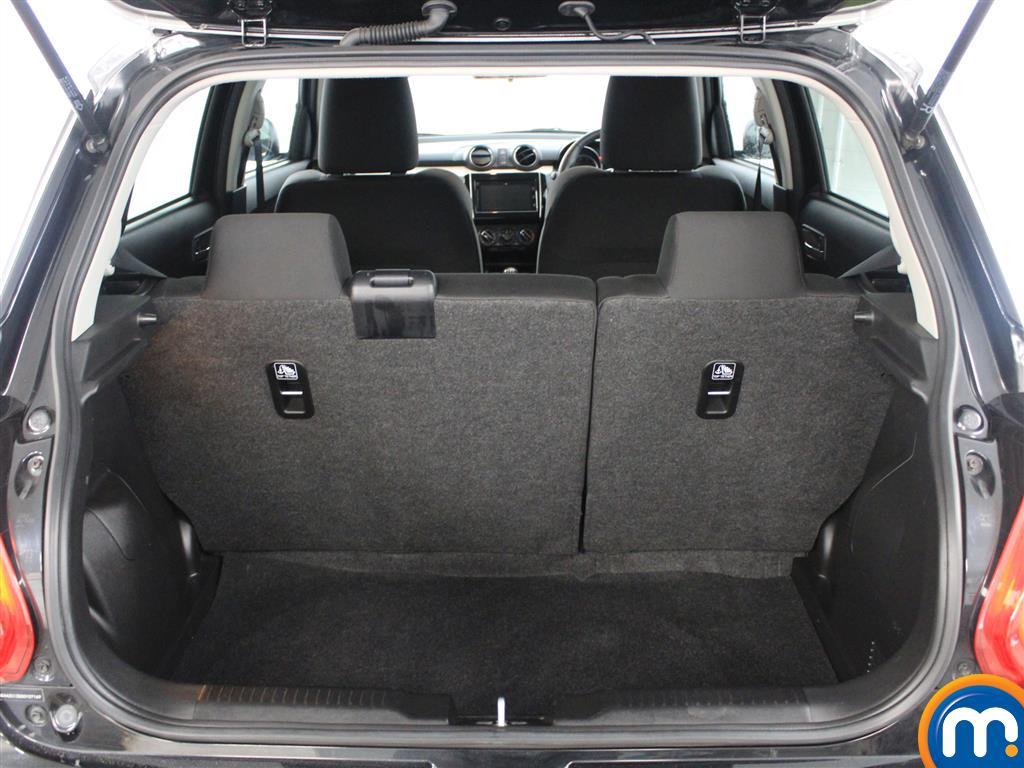 Suzuki Swift Sz-T Manual Petrol Hatchback - Stock Number (985495) - 4th supplementary image