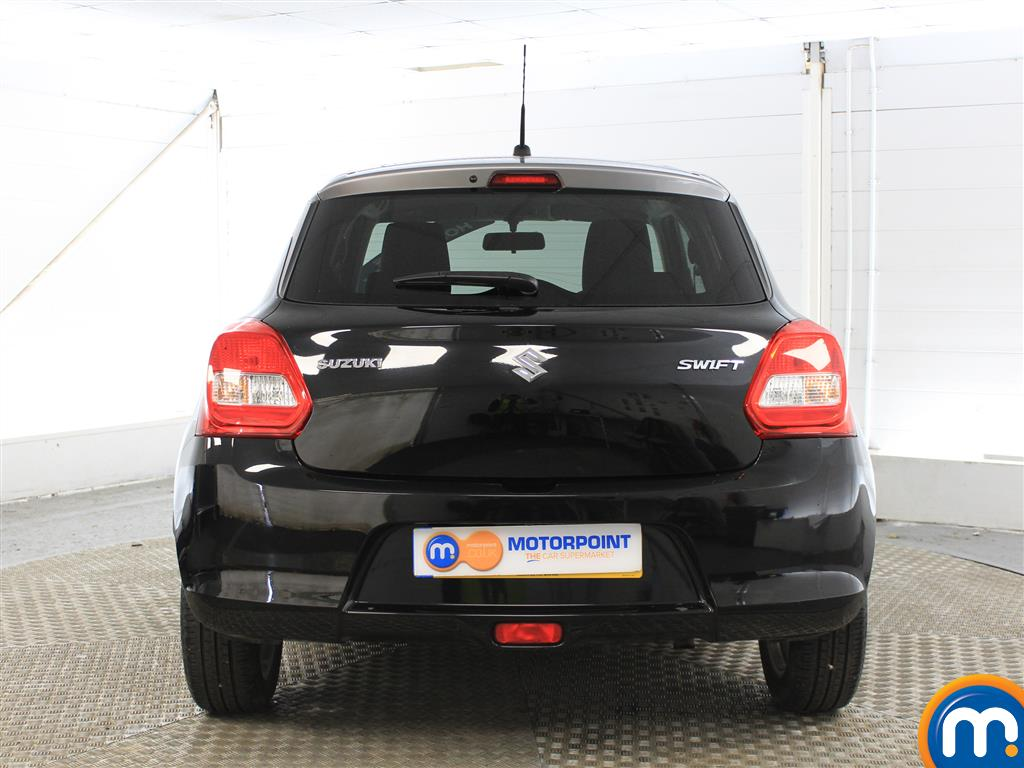 Suzuki Swift Sz-T Manual Petrol Hatchback - Stock Number (985495) - Rear bumper