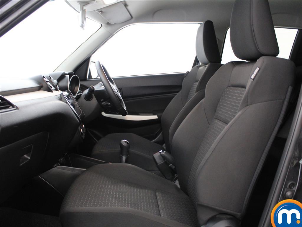 Suzuki Swift Sz-T Manual Petrol Hatchback - Stock Number (985495) - 1st supplementary image