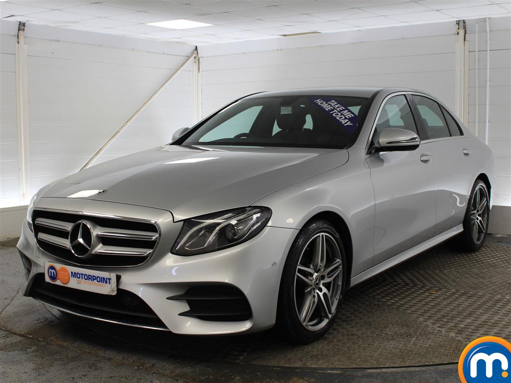 Mercedes-Benz E Class AMG Line - Stock Number (992306) - Passenger side front corner
