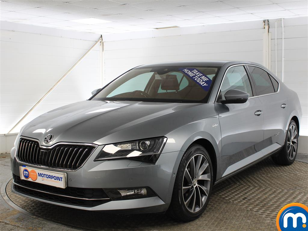 Skoda Superb Laurin -Plus Klement - Stock Number (983901) - Passenger side front corner