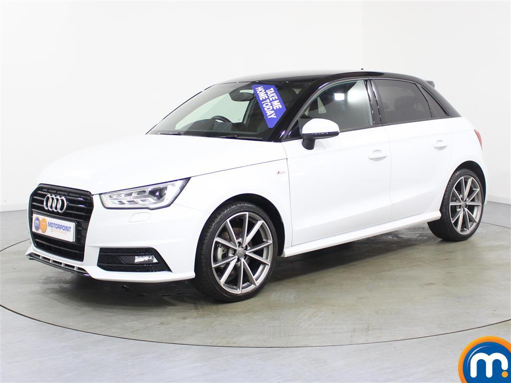 Audi A1 Black Edition Nav - Stock Number (987218) - Passenger side front corner