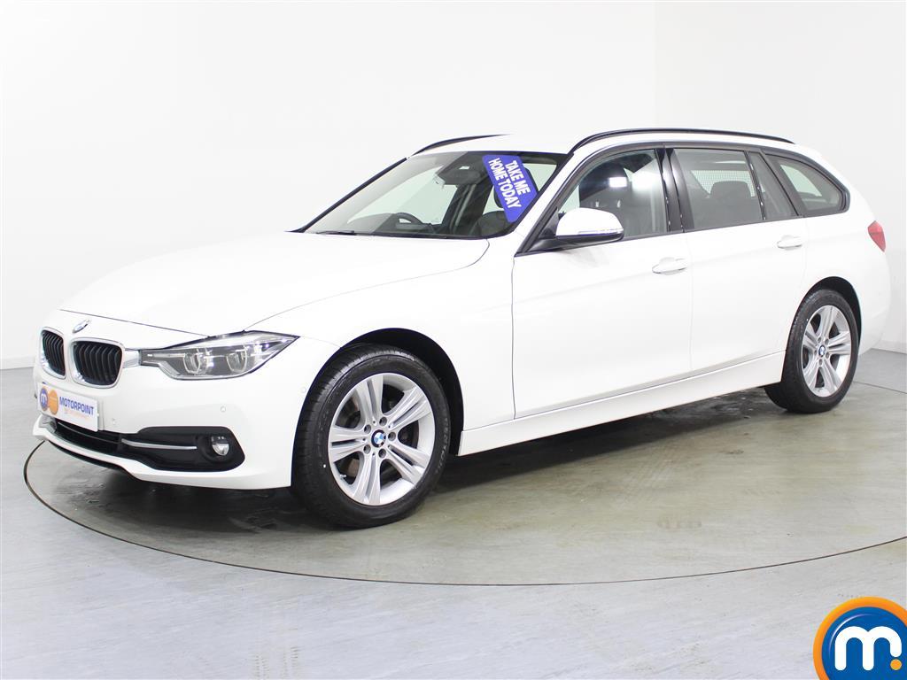 BMW 3 Series Sport - Stock Number (985992) - Passenger side front corner