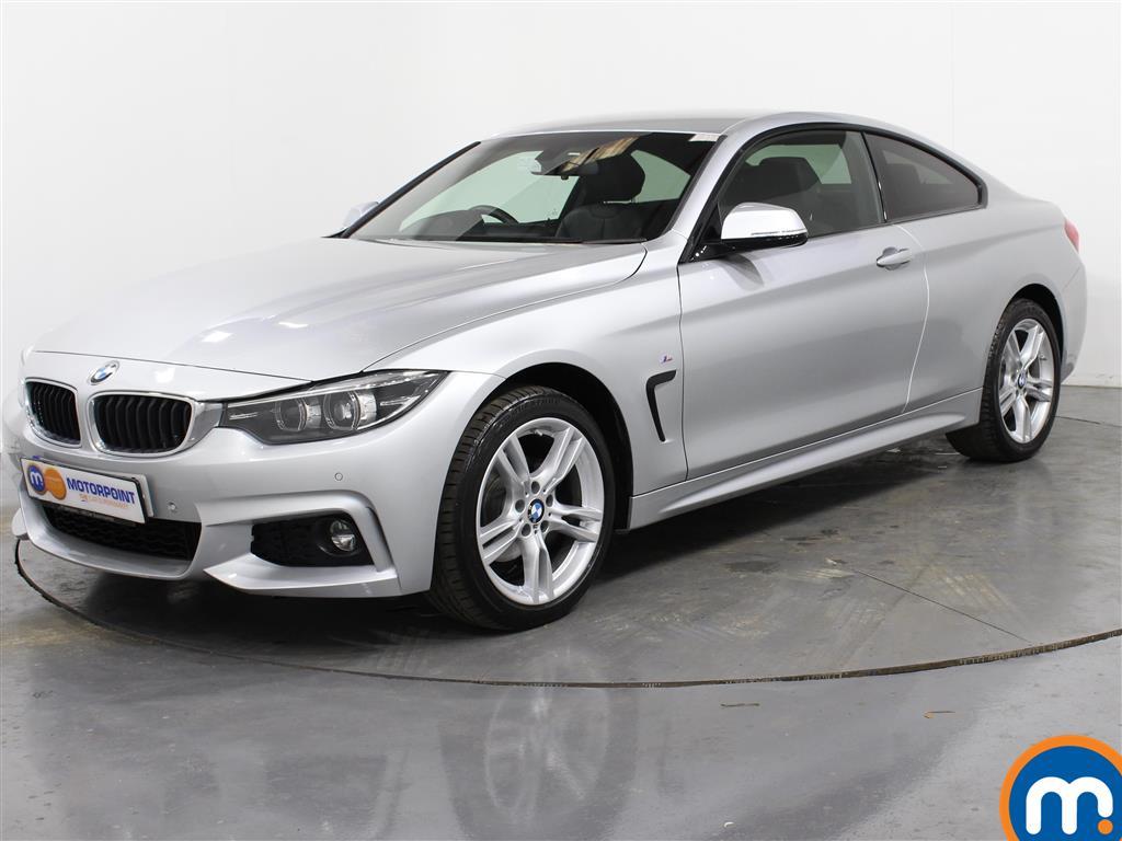 BMW 4 Series M Sport - Stock Number (981438) - Passenger side front corner