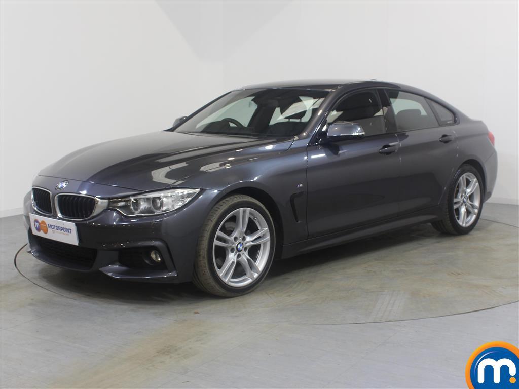 BMW 4 Series M Sport - Stock Number (985527) - Passenger side front corner