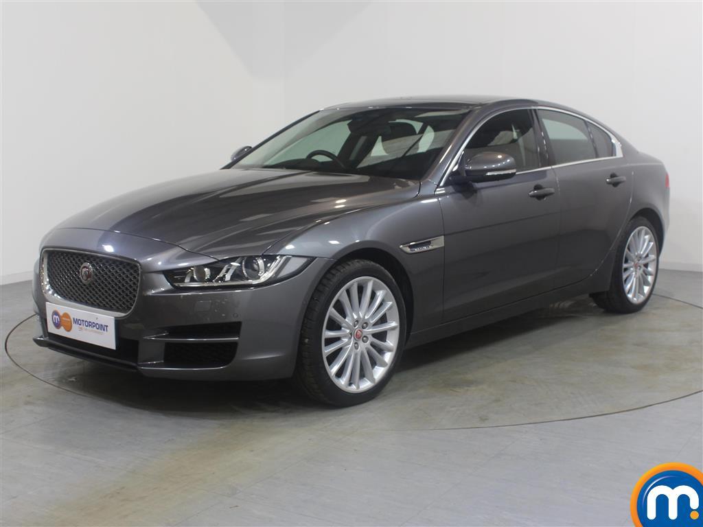Jaguar XE Portfolio - Stock Number (988822) - Passenger side front corner